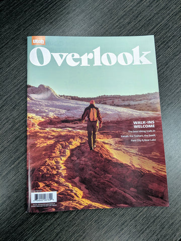 OVERLOOK – The Magazine | Utah.com Merchandise