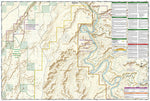 Maze District Trail Map | Utah.com Merchandise