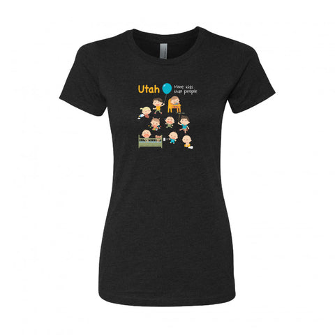 "Women's ""Lots O' Kids"" T-Shirt"