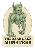 "Women's ""Bear Lake Monster"" T-Shirt 