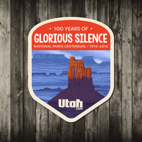 Canyonlands National Park Sticker | Utah.com Merchandise