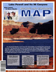 Lake Powell Map