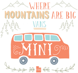 "Men's ""Mini-Van"" T-Shirt 