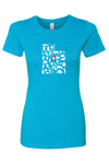 "Women's ""Utah Shape"" T-Shirt"