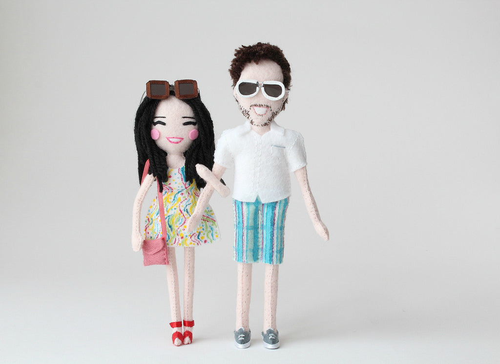 handmade dolls, selfie dolls, Whisper of the pIpit dolls,
