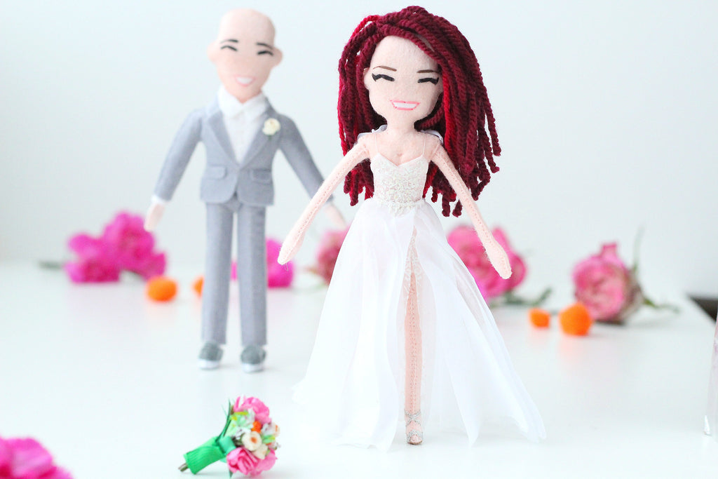 bride doll by whisper of the pipit