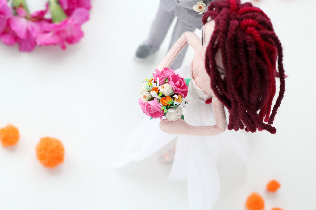 wedding flowers miniature