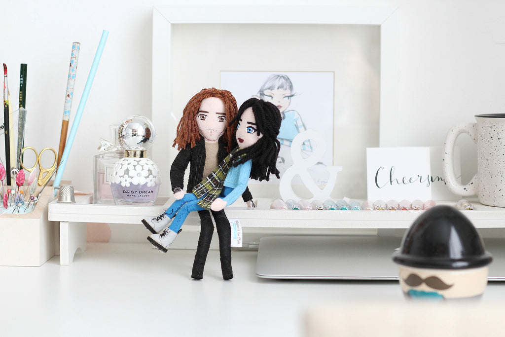 selfie dolls are perfect gift idea for couples