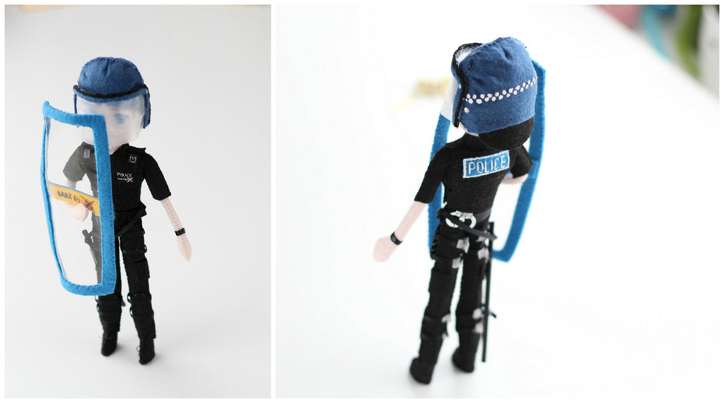 matrix police. liverpool matrix police outfit, whisper of the pipit dolls