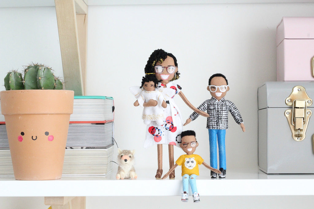 family art dolls made to order