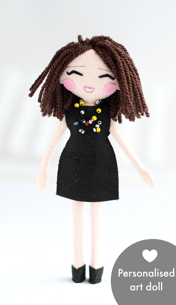 Mini-you art doll is a fabulous gift idea. CLICK HERE for more details: www.whisperofthepipit.com