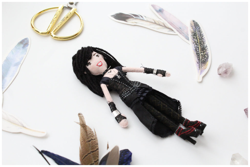 selfie doll by whisper of the pipit