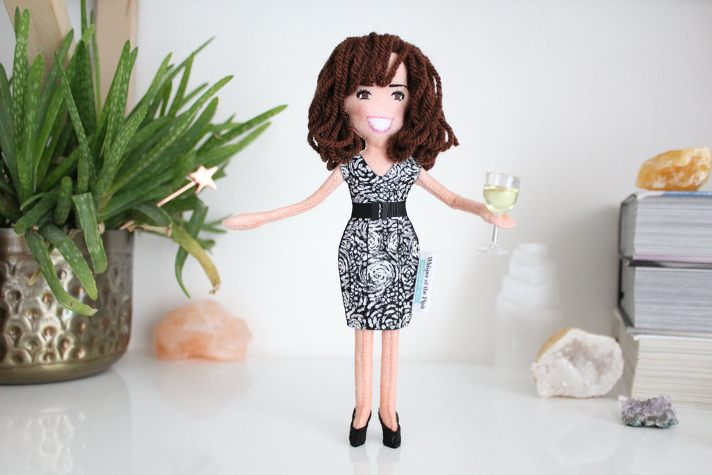 personalised doll made to order
