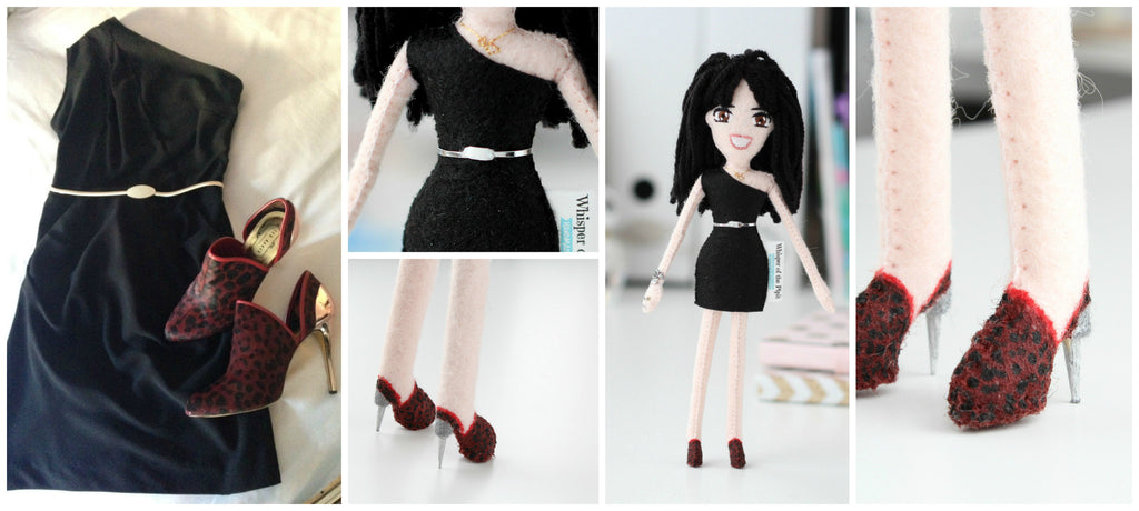 hand size selfie dolls are one of a kind gifts for your mother, sister or partner.