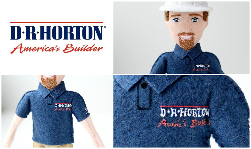 malgo amos builder doll