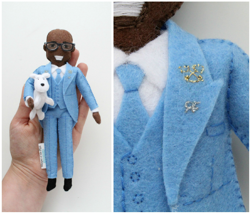 selfie dolls for business