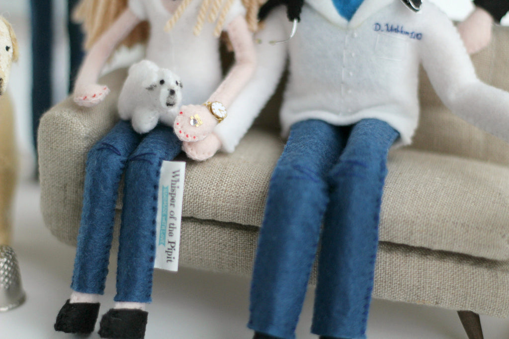 whisper of the pipit, gift guide, gift for family, family selfie, selfie doll, girlfriend gift,
