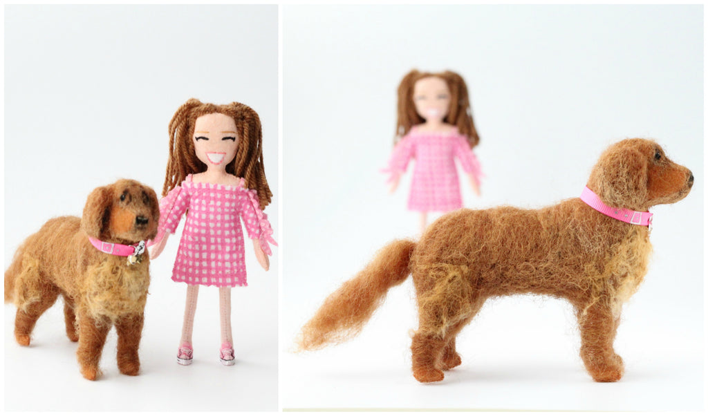 custom pet dog by whisper of the pipit