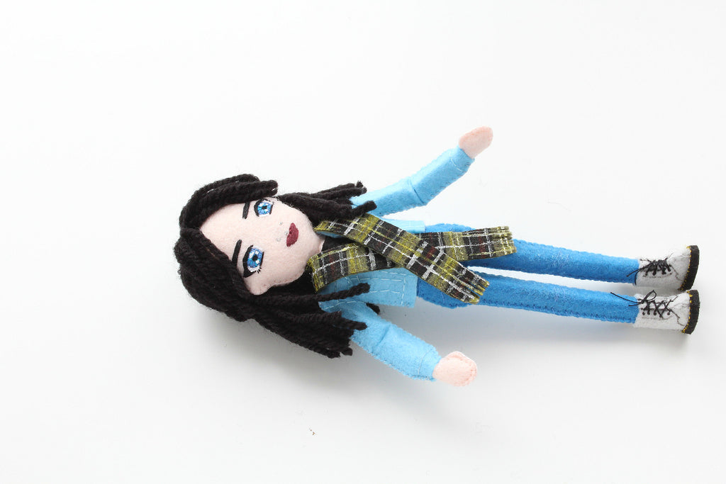 personalised doll to look like you or your loved ones