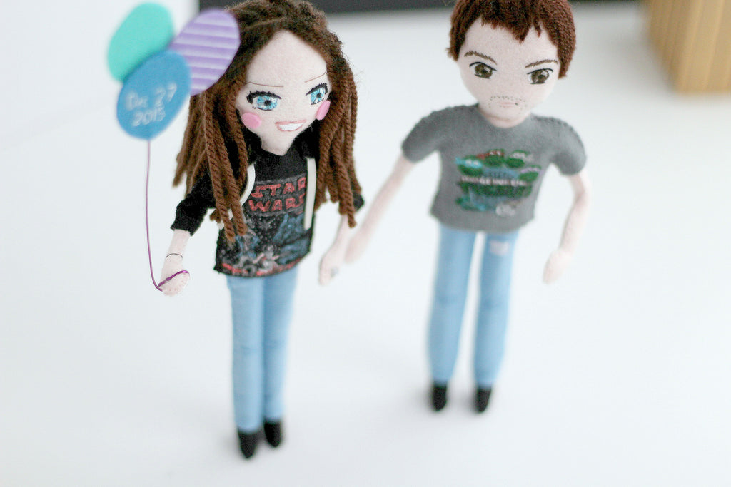 selfie dolls, where to buy selfie doll, whisper of the pipit, felt doll,