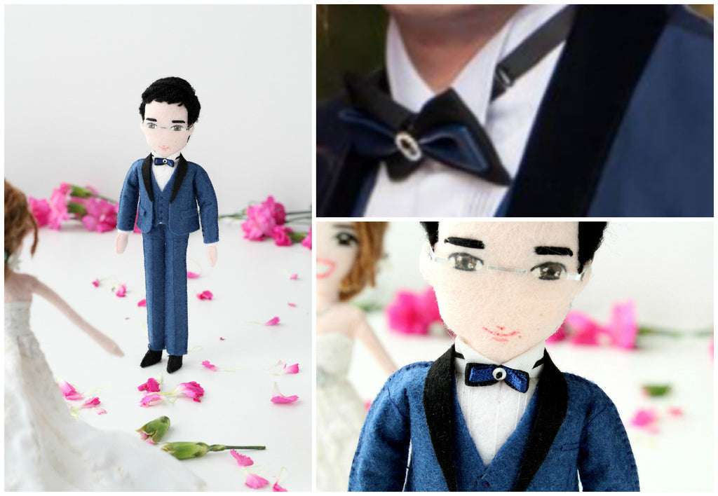 groom doll