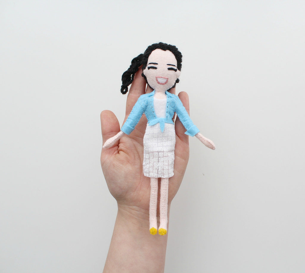 selfie dolls, handmade dolls, made to order gift, wedding gift ideas, what to give for wedding,