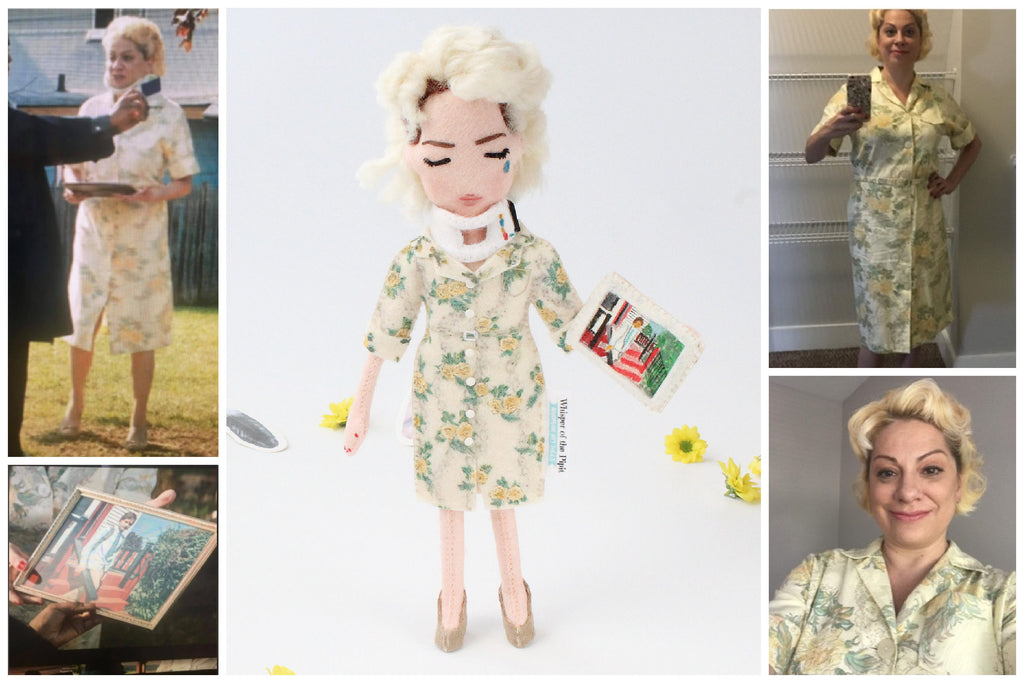 custom doll made from pictures