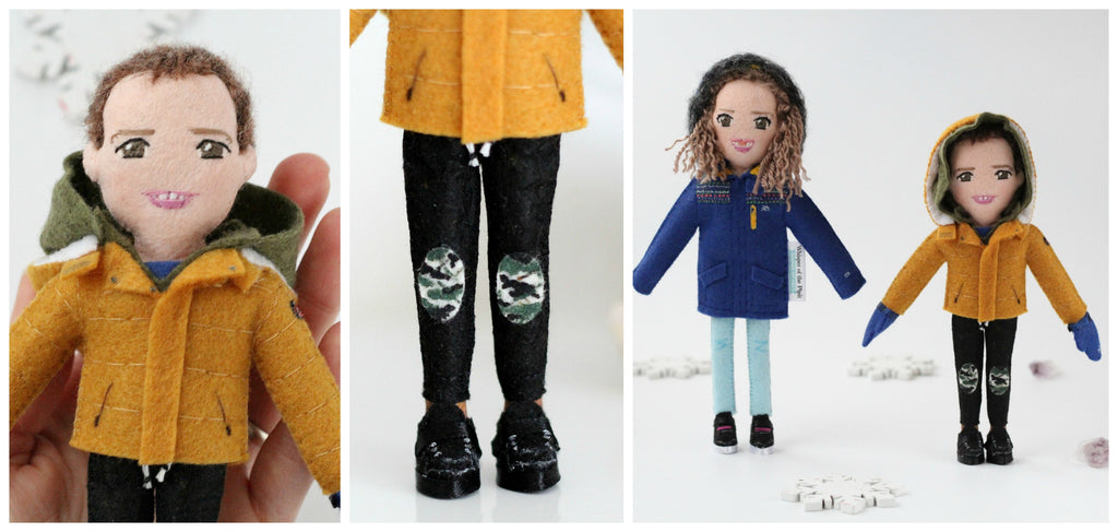 made to order dolls from photo