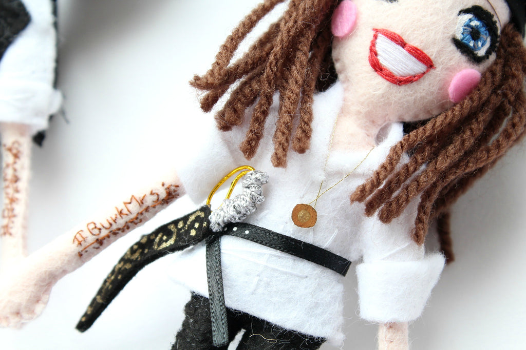 pirate girl, doll, custom art dolls to look like you or your loved ones. What to give parents for anniversary, wedding. Selfie dolls. Boyfriend gift ideas. Gifts for her. Mothers day gift. Valentines Day gift. Mum to be gifts. Personalised dolls. Family portraits. Where to buy personalised gift. What to give boyfriend. Anniversary gifts. What to give dad on his birthday. SHOP: www.whisperofthepipit.com