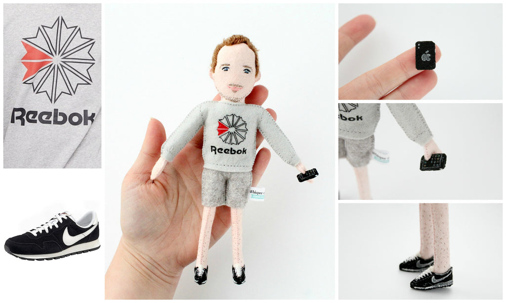 personalised doll made to order from photo