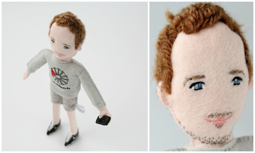 personalised dolls made from photos