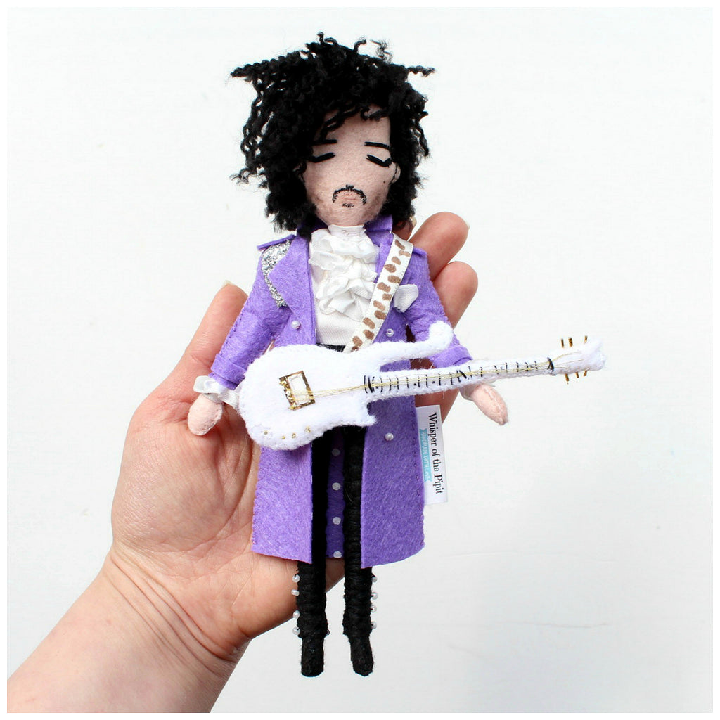 Prince art doll, Purple Rain doll