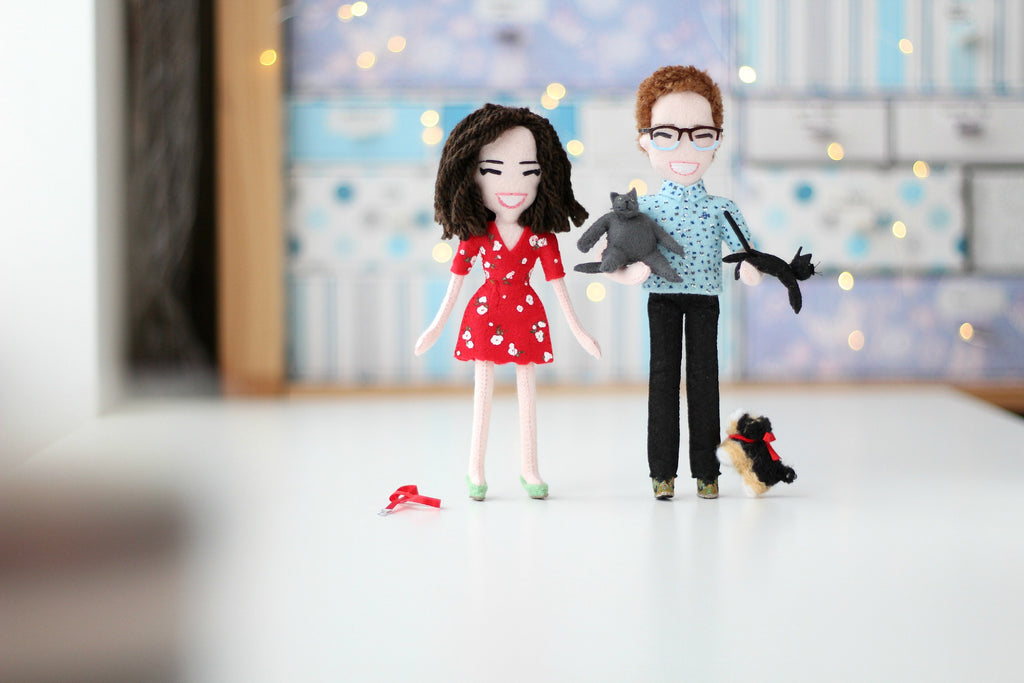 selfie dolls for Melody