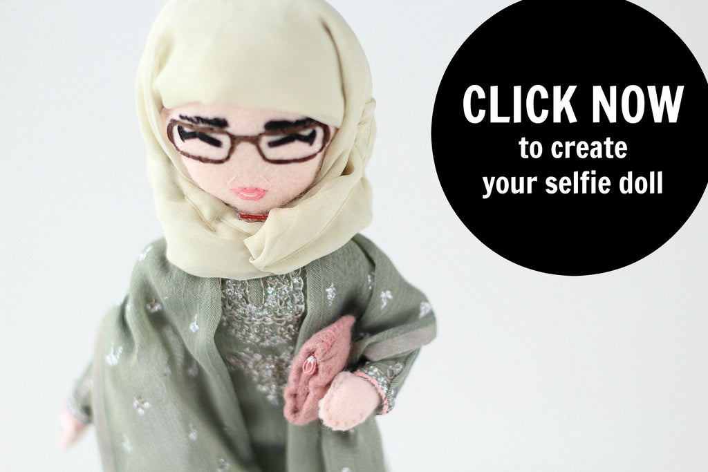 selfie doll create one today