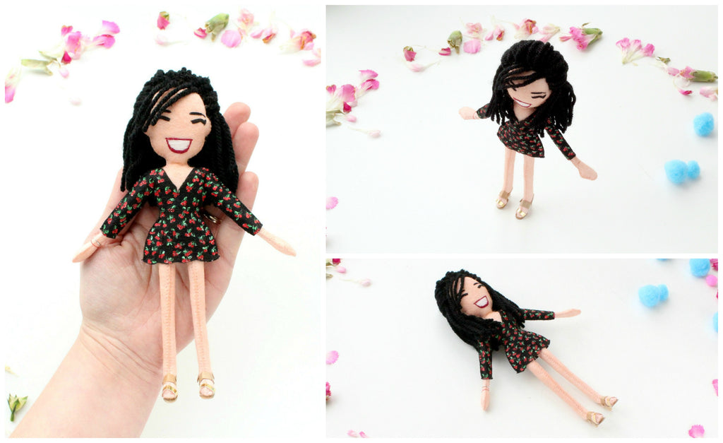 selfie doll perfect valentines day gift for her