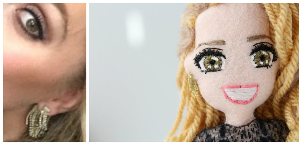 personalised doll, selfie dolls are fantastic gift ideas