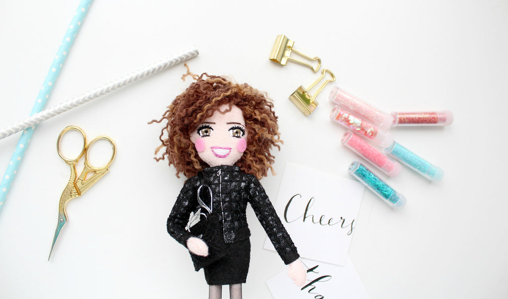 selfie doll is a unique gift idea, whisper of the pipit