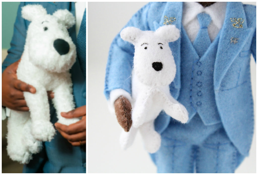 handmade personalised dolls by malgo amos