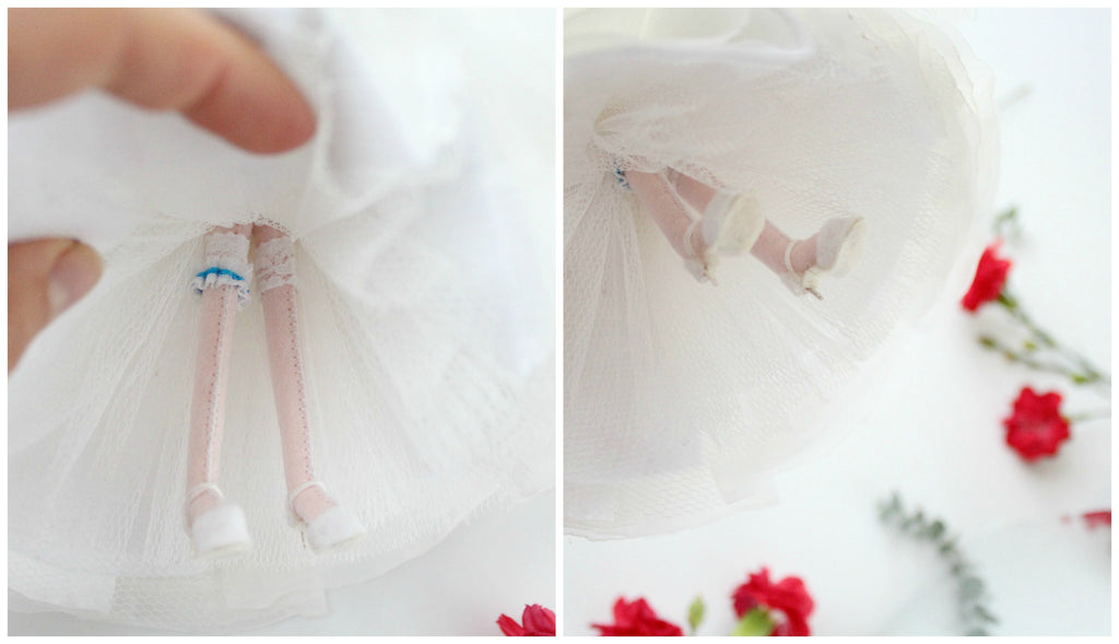 wedding doll bride made to order
