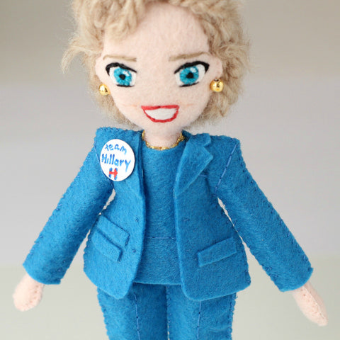 Selfie Politician Doll (custom order)