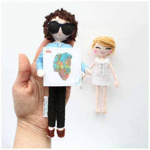 Selfie Doll - Closed Eyes