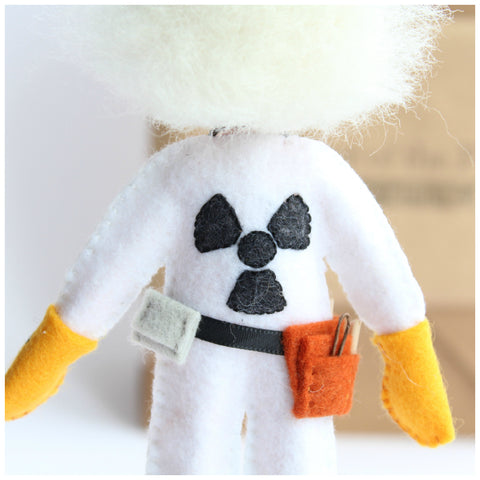 Doc Brown Doll
