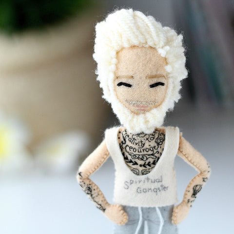 Tattoo Doll - Luke