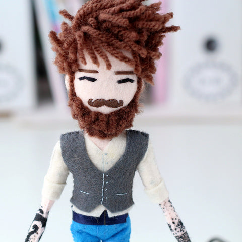 Beard Dolls Collection