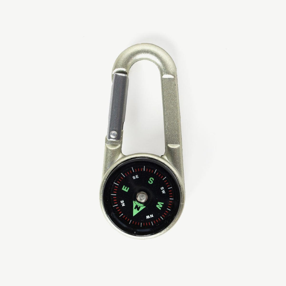 Carabiner Compass + Thermometer Bradley Mountain