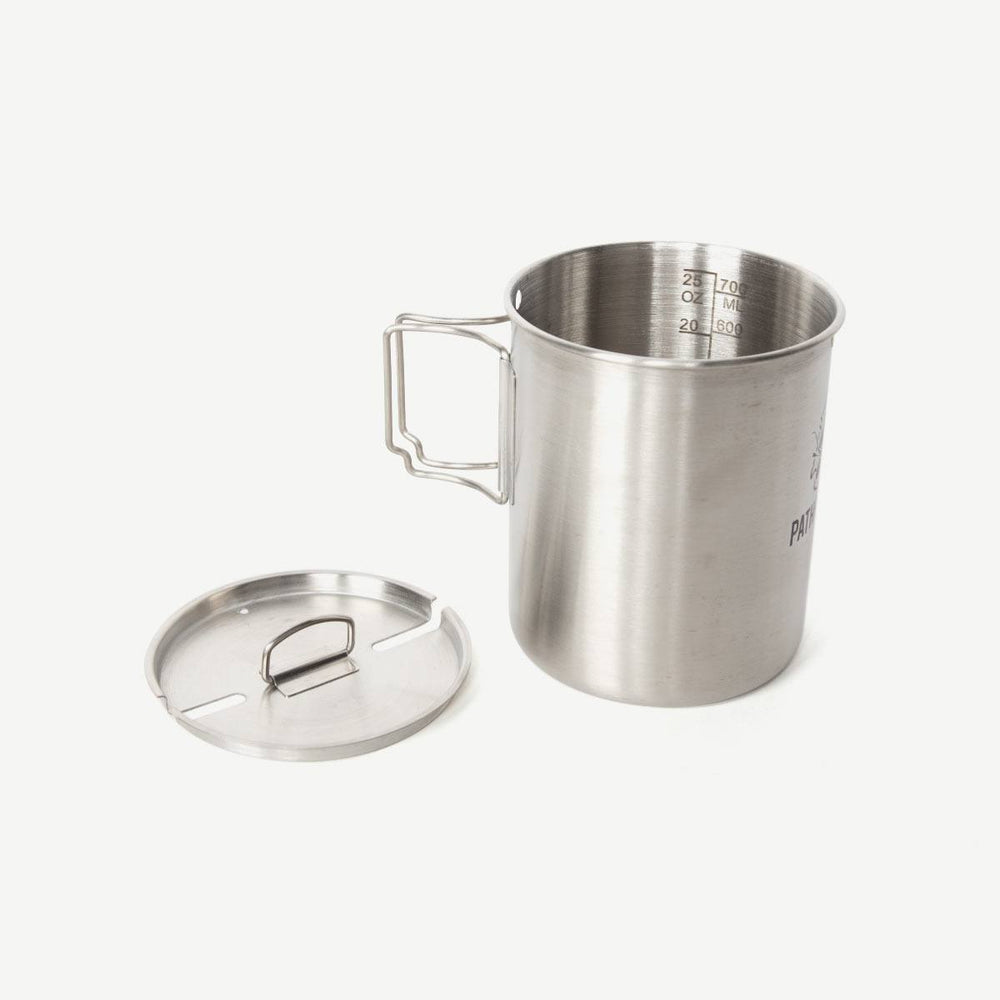 Stainless Steel Camp Pot