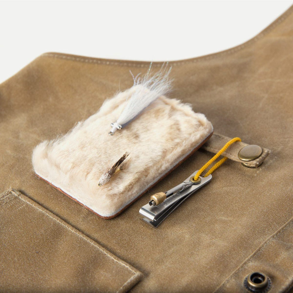 Shearling Fly Patch