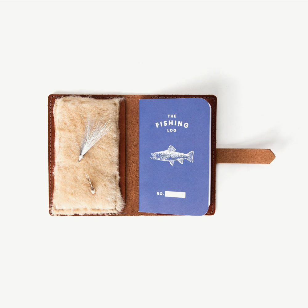 Fly Fishing Wallet Bradley Mountain