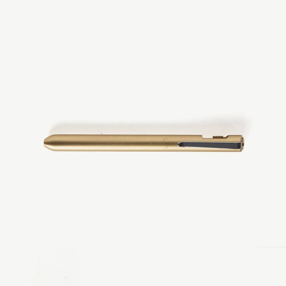 Brass Rocket Pen