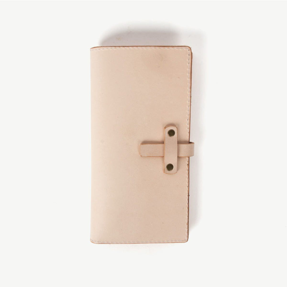The Roma Wallet - Natural